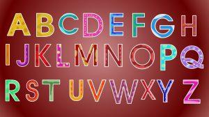 almanca-alfabe